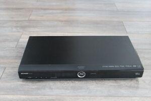 Lecteur DVD Sharp BD-HP 24, blu- ray, très bon état, télécommand