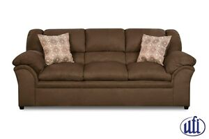 Verona Chocolate Sofa