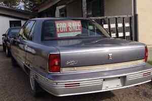 1992 Oldsmobile Ninety-Eight Elite Sedan