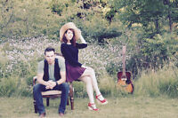 Folk Duo available for Weddings, Events, Gigs, etc...