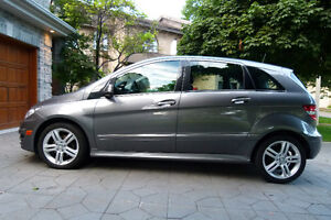 2009 Mercedes-Benz B200 Turbo sports