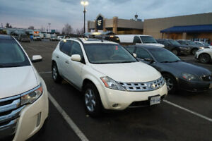 2003 Nissan Murano SE Loaded ONLY 127,000 km Great Condition!
