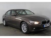 2015 15 BMW 3 SERIES 2.0 320D EFFICIENTDYNAMICS BUSINESS 4D 161 BHP DIESEL