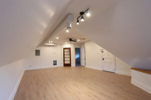 Freshly Renovated Two Bedroom Unit in Historic Stinson