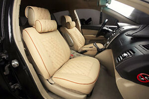 Premium Leather Seat Covers