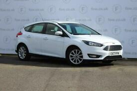 image for 2017 Ford Focus 1.0 EcoBoost 125 Titanium Navigation 5dr Auto Hatchback Petrol A