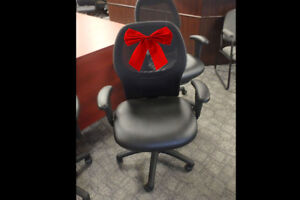 Give a Gift of Office Comfort This Holiday, Office Chairs/Desks