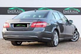 2010 60 MERCEDES-BENZ E CLASS 2.1 E250 CDI BLUEEFFICIENCY SPORT 4D AUTO 204 BHP
