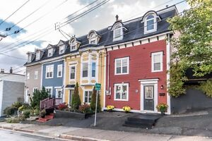 \BEAUTIFUL DOWNTOWN HOME with two offstreet parking spaces ! St. John's Newfoundland image 2