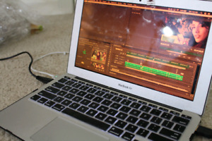 Macbook Air 2014 with Case and $1000+ worth of Software