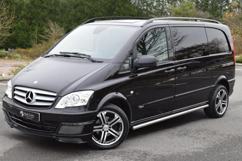 2013 13 mercedes benz vito 3 0 122 cdi dualiner sport x brabus 5d auto 224 bhp d in sidcup. Black Bedroom Furniture Sets. Home Design Ideas