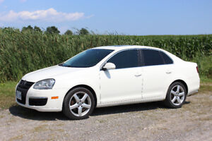 2008 Volkswagen Jetta 2.0T Safety & E-tested