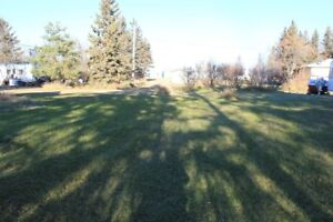 Double Lot in Spruce Lake