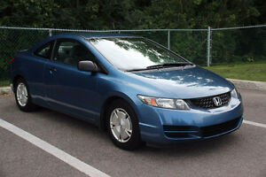 Honda Civic DX-G Coupe (EXCELLENT CONDITION LOW MILEAGE)