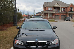 2008 BMW~328xi~Sedan~Black~Leather~Low kms~Sunroof~$12500 OBO