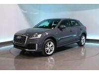 2020 Audi Q2 1.5 TFSI CoD 35 S line S Tronic (s/s) 5dr SUV Petrol Automatic