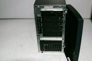 "HP ML350 G6 towers for NAS: 4 or  8 CPU cores / 8 x 2.5"" bays"