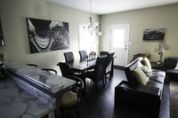 Available immediately large spacious furnished bedroom