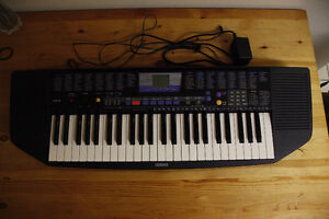 YAMAHA keyboard with many functions