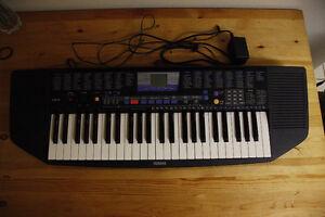 YAMAHA keyboard with many functions