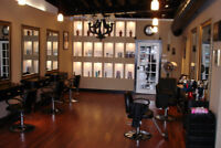 For rent hairstylist chairs as well as space  manicure/pedicure