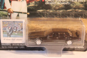 1998 Evel Knievel Custom Sports Car 1:64 Scale (VIEW OTHER ADS)