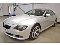 2007 57 BMW 6 SERIES 3.0 635D SPORT 2DR AUTO 282 BHP DIESEL