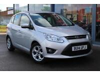 2014 FORD C MAX 1.6 Zetec BLUETOOTH, 16andquot; ALLOYS and DAB