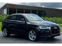 2015 Audi Q3 S line Plus 2.0 TDI quattro 184 PS S tronic Auto Estate Diesel Auto