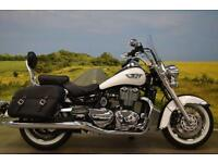 Triumph Thunderbird LT 2016**LEATHER PANNIERS, ONE OWNER, LOW MILEAGE**