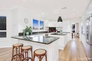 Modern Gourmet Kitchen Glenhaven The Hills District Preview