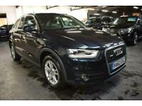 2013 Audi Q3 2.0 TDI QUATTRO 4X4 SE 5d 175 BHP AUTO Estate Diesel Semi Automatic