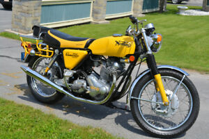 1972 Norton Commando 750 Roadster
