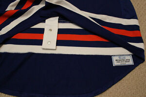 Game-Worn Autographed Oilers Devan Dubnyk Rookie Year Jersey Strathcona County Edmonton Area image 2