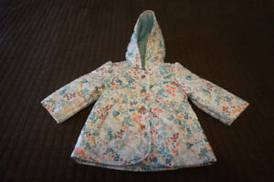 Baby Girl Spring Jacket 3-12 months