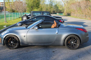 2007 Nissan 350Z ROADSTER BAS KM MAGS RADIO SON 313 HP