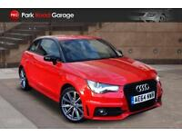 2014 Audi A1 1.4 TFSI Black Edition 3dr