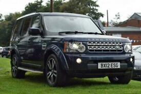image for 2012 Land Rover Discovery 3.0 4 SDV6 HSE 5d 255 BHP Estate Diesel Automatic
