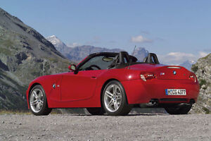 Wanted 2006-2011 BMW Z4 Convertible