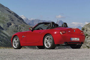 Wanted 2009-2011 BMW Z4 Convertible