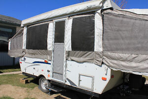 Tent Camper Trailer Palomino Yearly Model 4120
