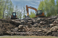 Affordable, Reliable, Local Hotshot and Skidsteer Services