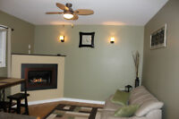 beautiful new 1 bedroom small cottage fully furnished