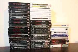 49 Romans de Stephen King (en français)