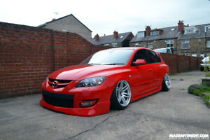 Looking for Gen1 Mazdaspeed3 parts!