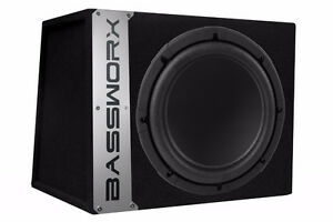 Fitted Subwoofer Boxes - Financing & Installation Available