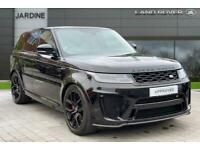 2019 Land Rover Range Rover Sport SVR Auto Estate Petrol Automatic