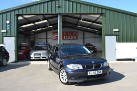 2007 BMW 116 1.6 PETROL MANUAL E87 1 OWNER FROM NEW