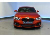 2018 BMW 1 Series 1.5 116d M Sport Shadow Edition Sports Hatch Auto (s/s) 5dr Ha