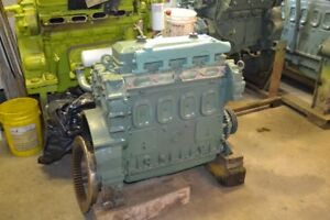 671 Detroit Diesel Marine Engine